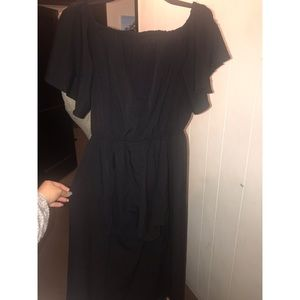 Dresses & Skirts - Women's Size L Jumpsuit with shorts under